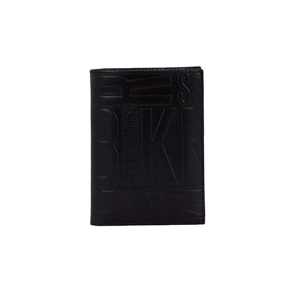 Geldboersen - Bikkembergs Geldbörse URBAN WALLET E schwarz  - Onlineshop Luxury Loft