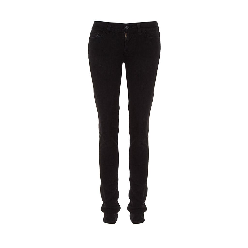 Hosen - 7 for all mankind Damen Jeans schwarz Gr. 25  - Onlineshop Luxury Loft
