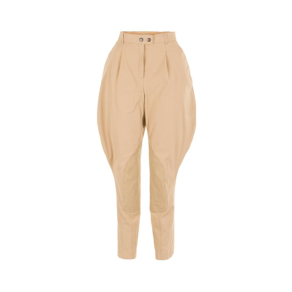 Hosen für Frauen - Pamela Henson Damen Hose JODPUR beige  - Onlineshop Luxury Loft