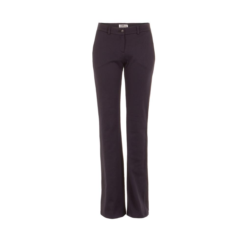 Hosen für Frauen - Pamela Henson Damen Hose Marlene marine Gr. 36  - Onlineshop Luxury Loft