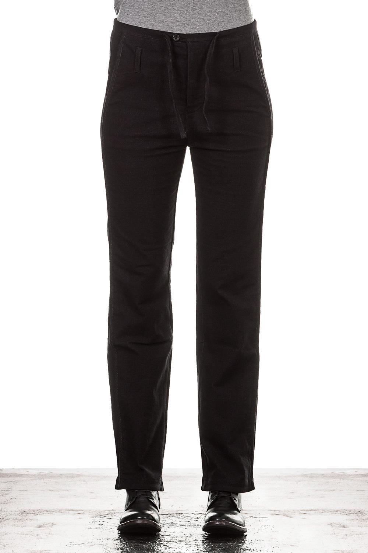 Hosen für Frauen - Hannes Roether Damen Hose BROOM 551 dunkelblau  - Onlineshop Luxury Loft