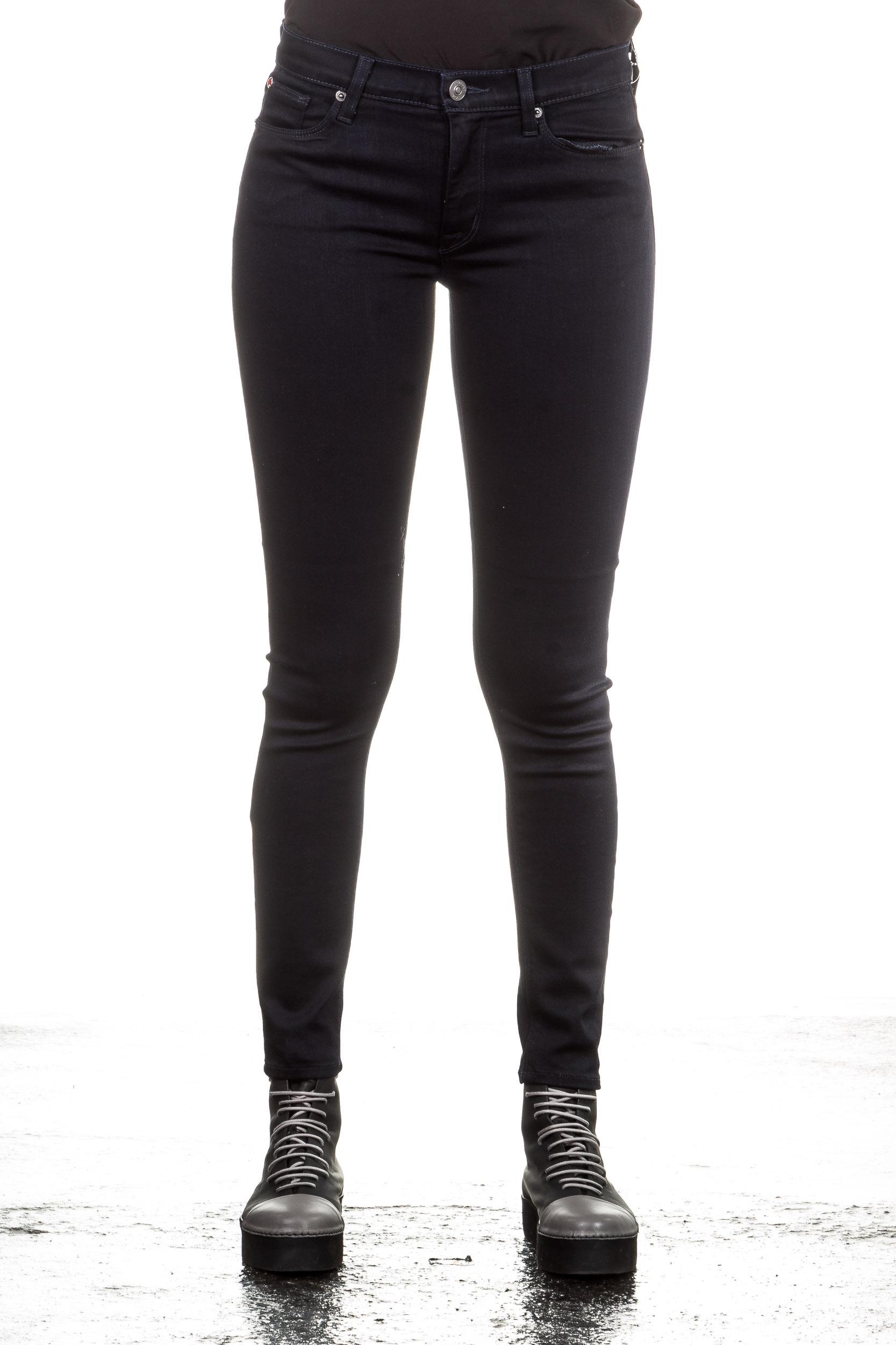 Hosen - Hudson Jeans NICO Skinny blau  - Onlineshop Luxury Loft