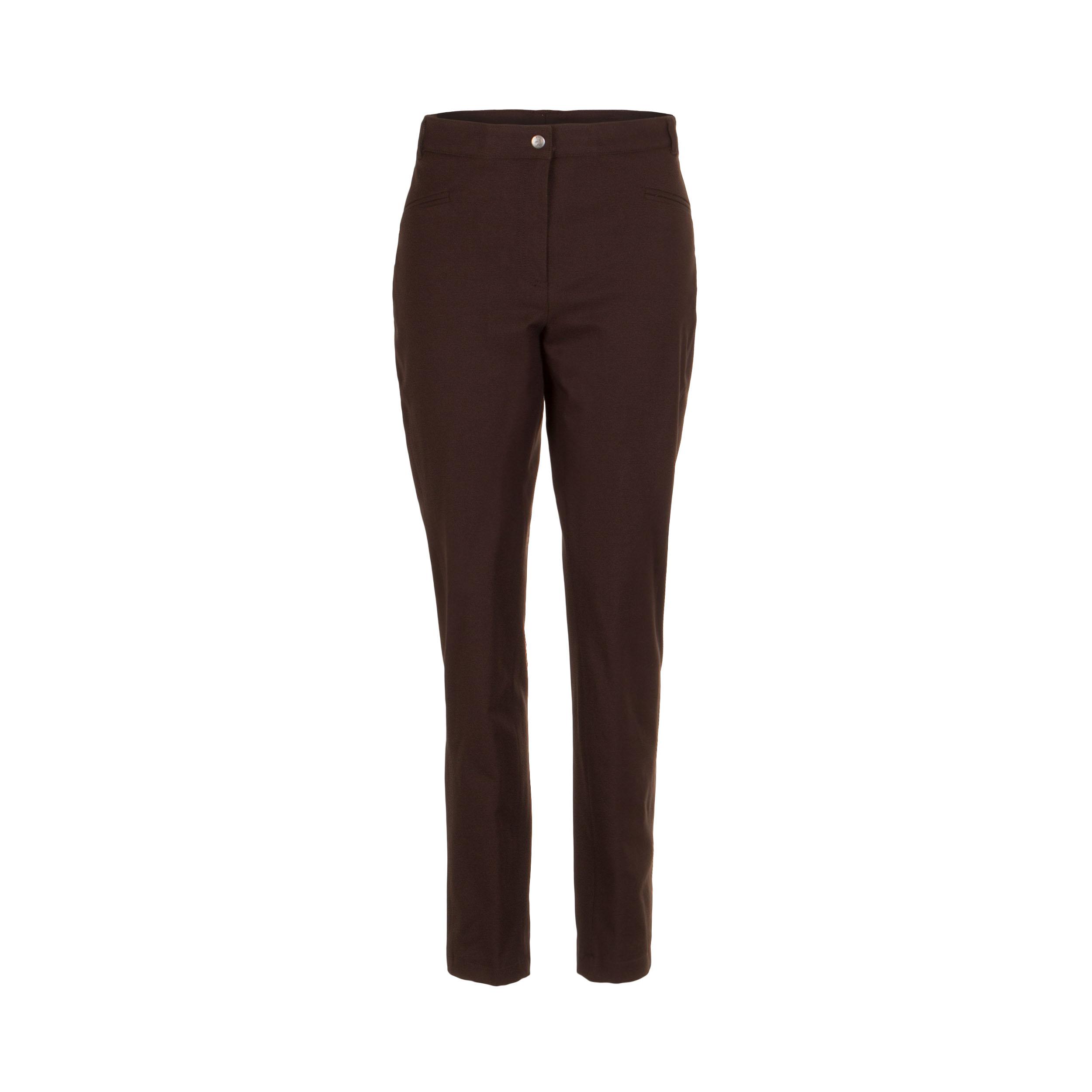 Hosen für Frauen - Pamela Henson Damen Hose BUCKLEY braun Gr. 46  - Onlineshop Luxury Loft