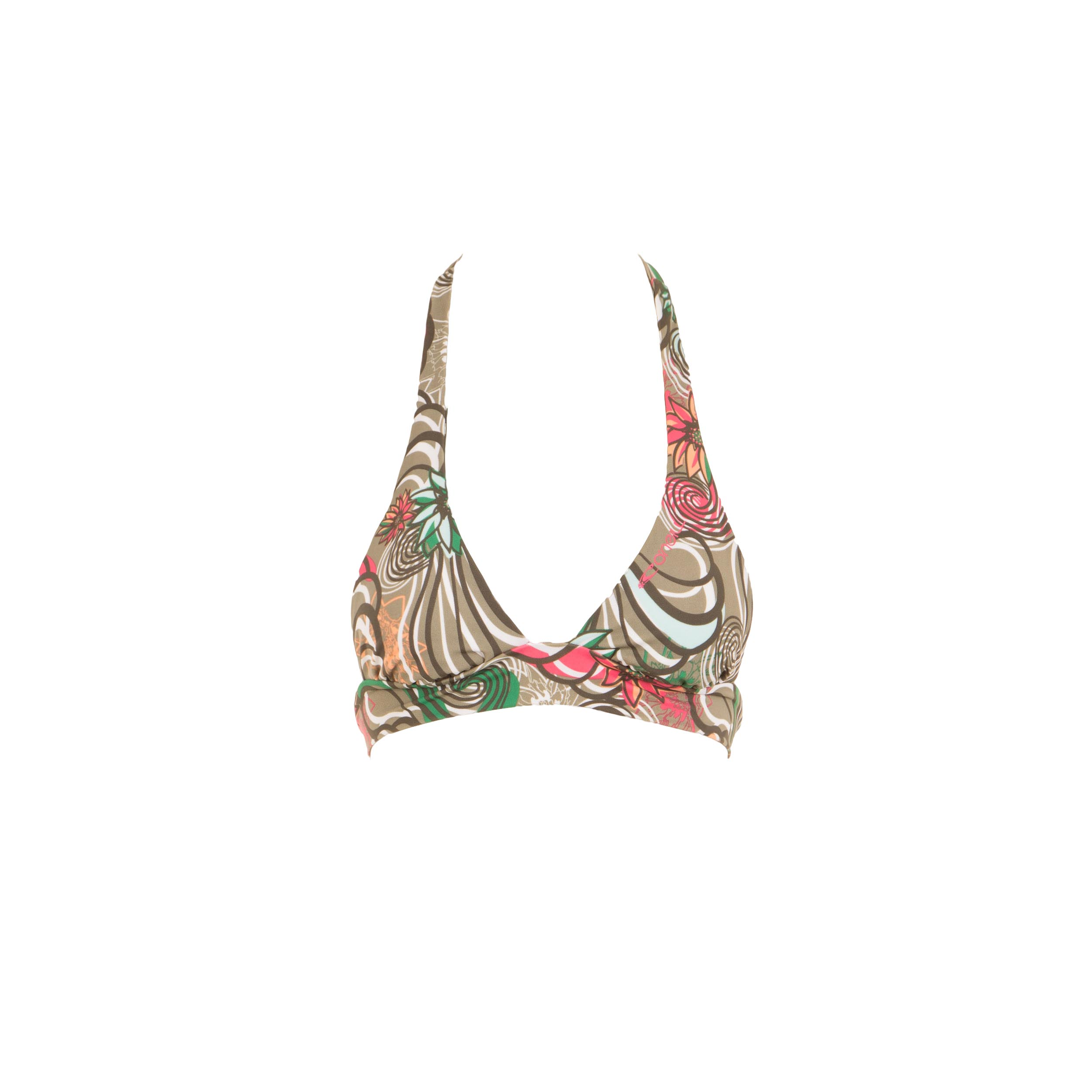 Bademode - O'Neill Bikini Top olive Gr. 34  - Onlineshop Luxury Loft