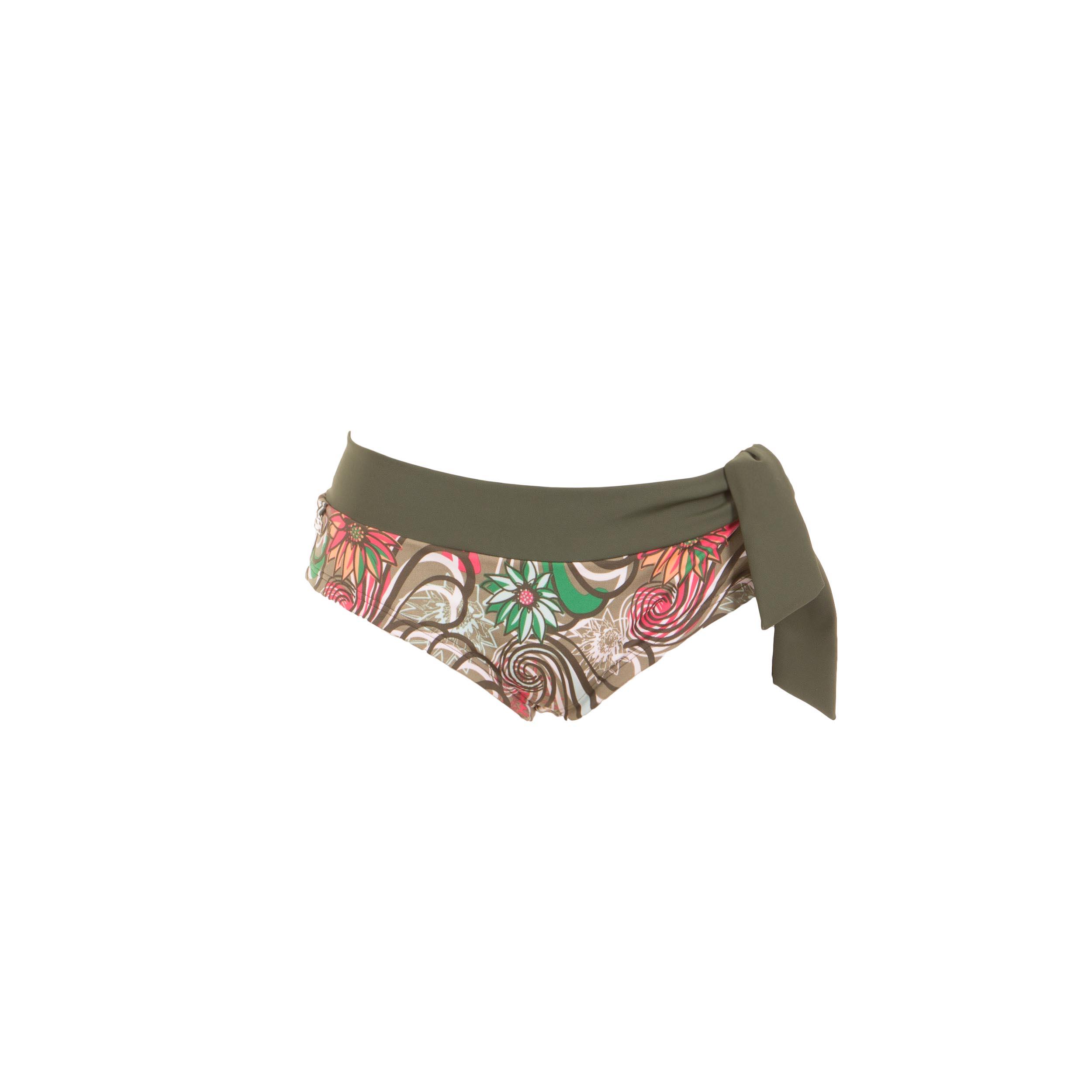 Bademode - O'Neill Bikini Hose olive Gr. 40  - Onlineshop Luxury Loft