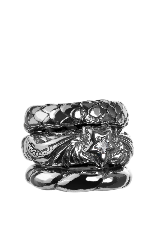 Ringe - Elf Craft Spiral Ring silber  - Onlineshop Luxury Loft