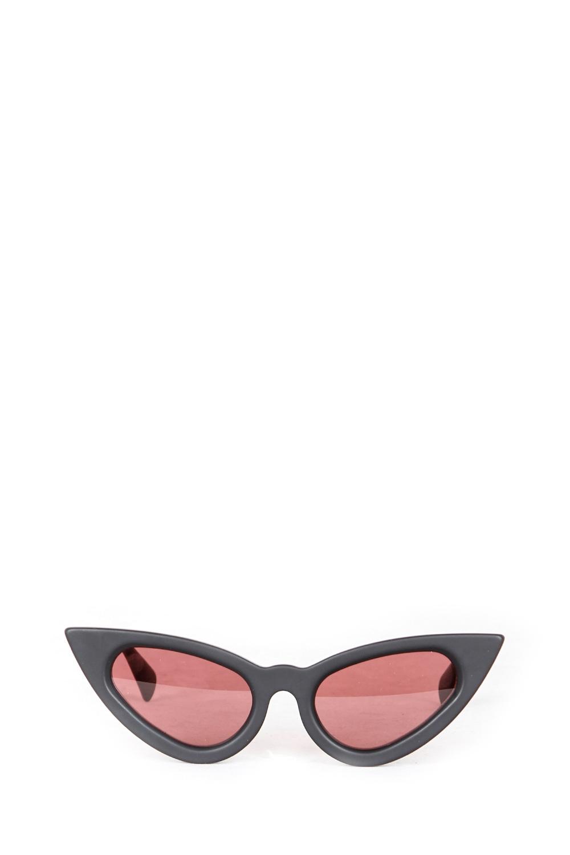 Sonnenbrillen - Kuboraum Sonnenbrille MASK Y3 pink  - Onlineshop Luxury Loft
