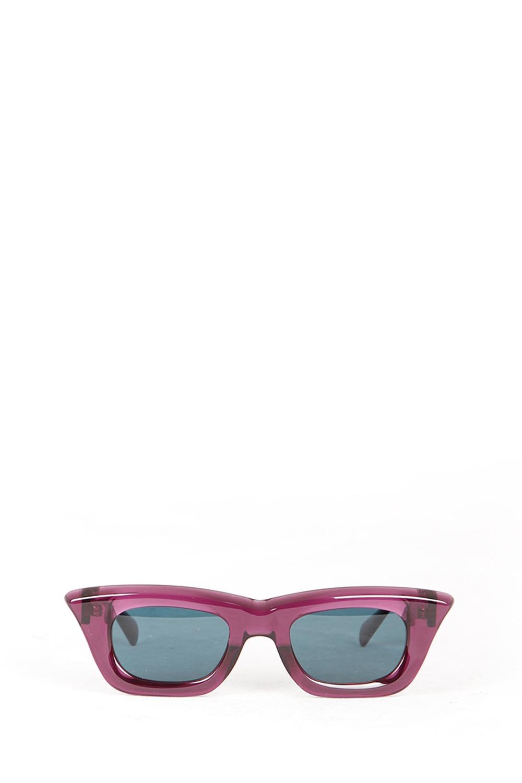 Sonnenbrillen - Kuboraum Sonnenbrille MASK C20 teal  - Onlineshop Luxury Loft