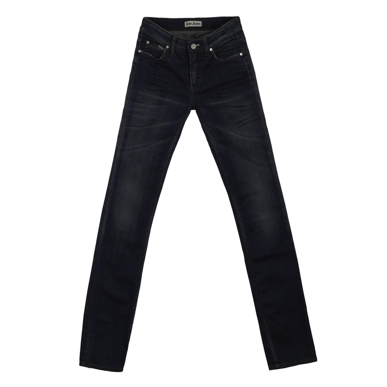Hosen - Acne Jeans Damen HEX LAKE blau Länge 34  - Onlineshop Luxury Loft