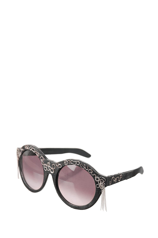 Sonnenbrillen - Kuboraum Sonnenbrille MASK SILVER BURNT A3  - Onlineshop Luxury Loft