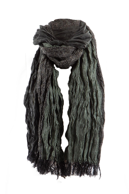 Schals - Issey Miyake Unisex Schal Green  - Onlineshop Luxury Loft