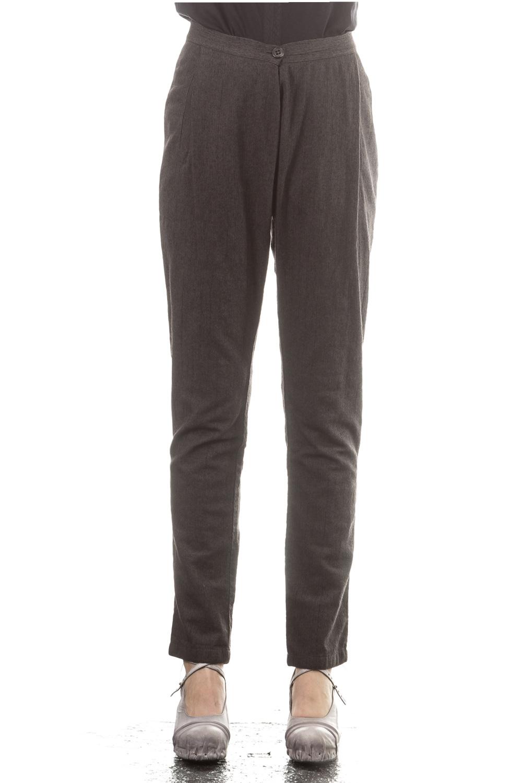 Hosen für Frauen - Silent Damir Doma Damen Hose grau  - Onlineshop Luxury Loft