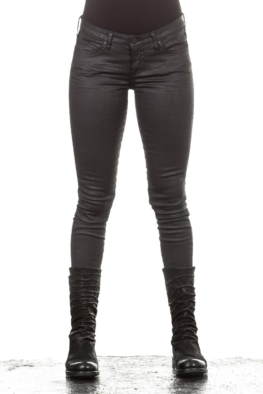 Hosen - Robin's Jean Damen Jeans MARILYN skinny schwarz  - Onlineshop Luxury Loft