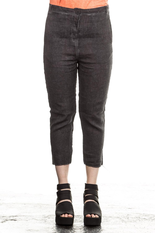 Hosen für Frauen - Thom Krom Damen 7 8 Hose Avantgarde anthrazit  - Onlineshop Luxury Loft
