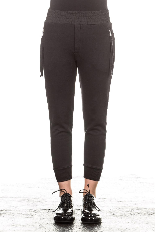 Hosen für Frauen - Thom Krom Damen Sweathose Avantgarde schwarz  - Onlineshop Luxury Loft