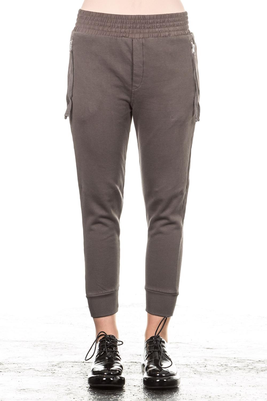 Hosen für Frauen - Thom Krom Damen Sweathose Avantgarde grau  - Onlineshop Luxury Loft