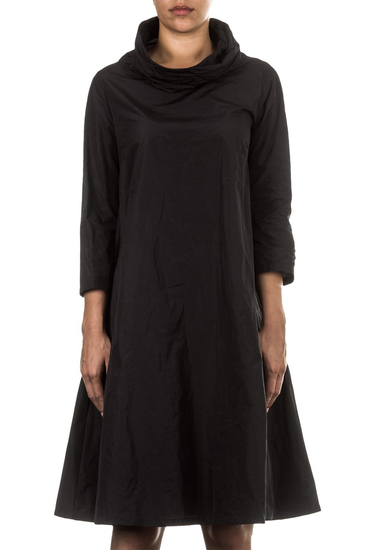 Kleider für Frauen - Katharina Hovman Damen Kleid A Linie anthrazit  - Onlineshop Luxury Loft