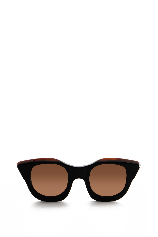 Sonnenbrillen - Kuboraum Sonnenbrille MASK U10 HBS braun  - Onlineshop Luxury Loft