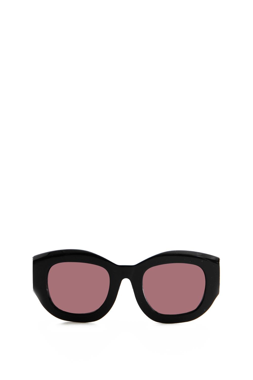 Sonnenbrillen - Kuboraum Sonnenbrille MASK B5 BS schwarz  - Onlineshop Luxury Loft