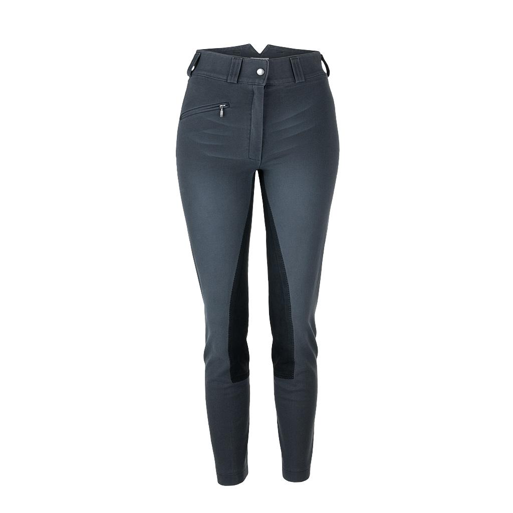 Hosen für Frauen - Pamela Henson Hose DRESSAGE schiefer schwarz  - Onlineshop Luxury Loft