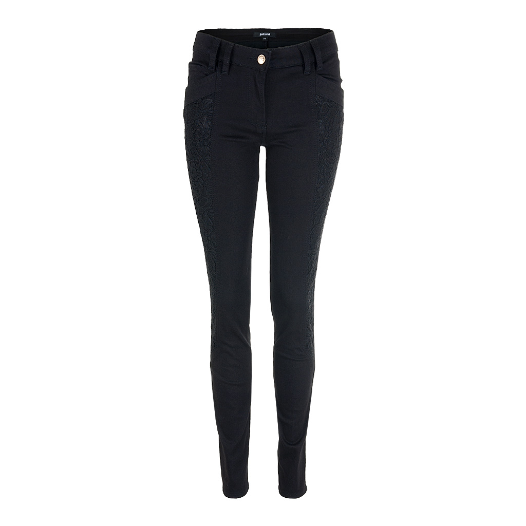 Hosen - Just Cavalli Jeans Hose black  - Onlineshop Luxury Loft