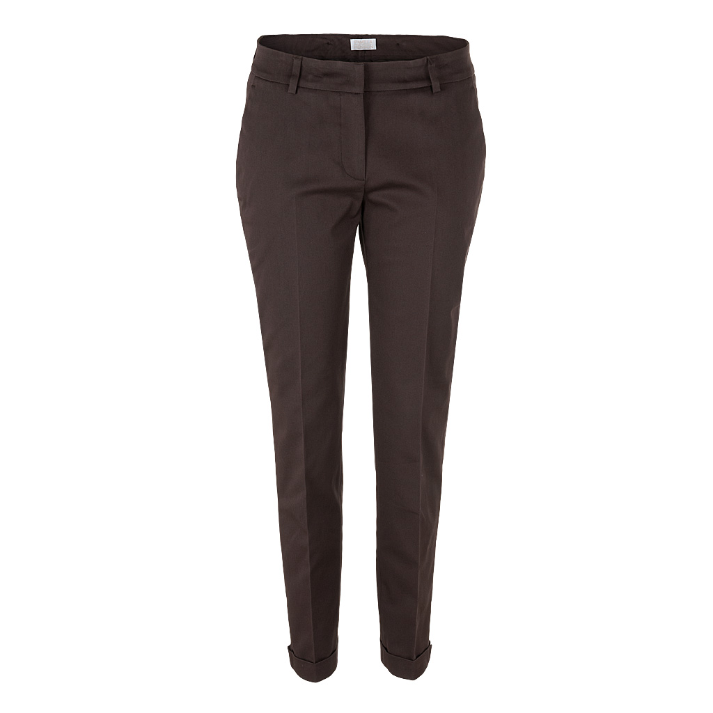 Hosen - Pamela Henson Hose DROP kaffee  - Onlineshop Luxury Loft