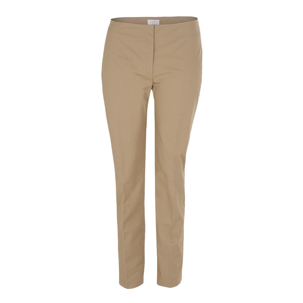 Hosen für Frauen - Pamela Henson Hose AUDREY camel  - Onlineshop Luxury Loft