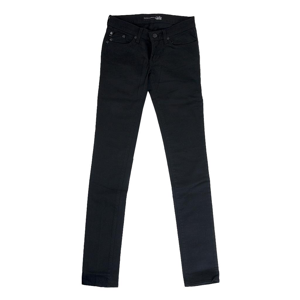 Rock & Republic Jeans MYRIAD CRIMES schwarz Gr. 24