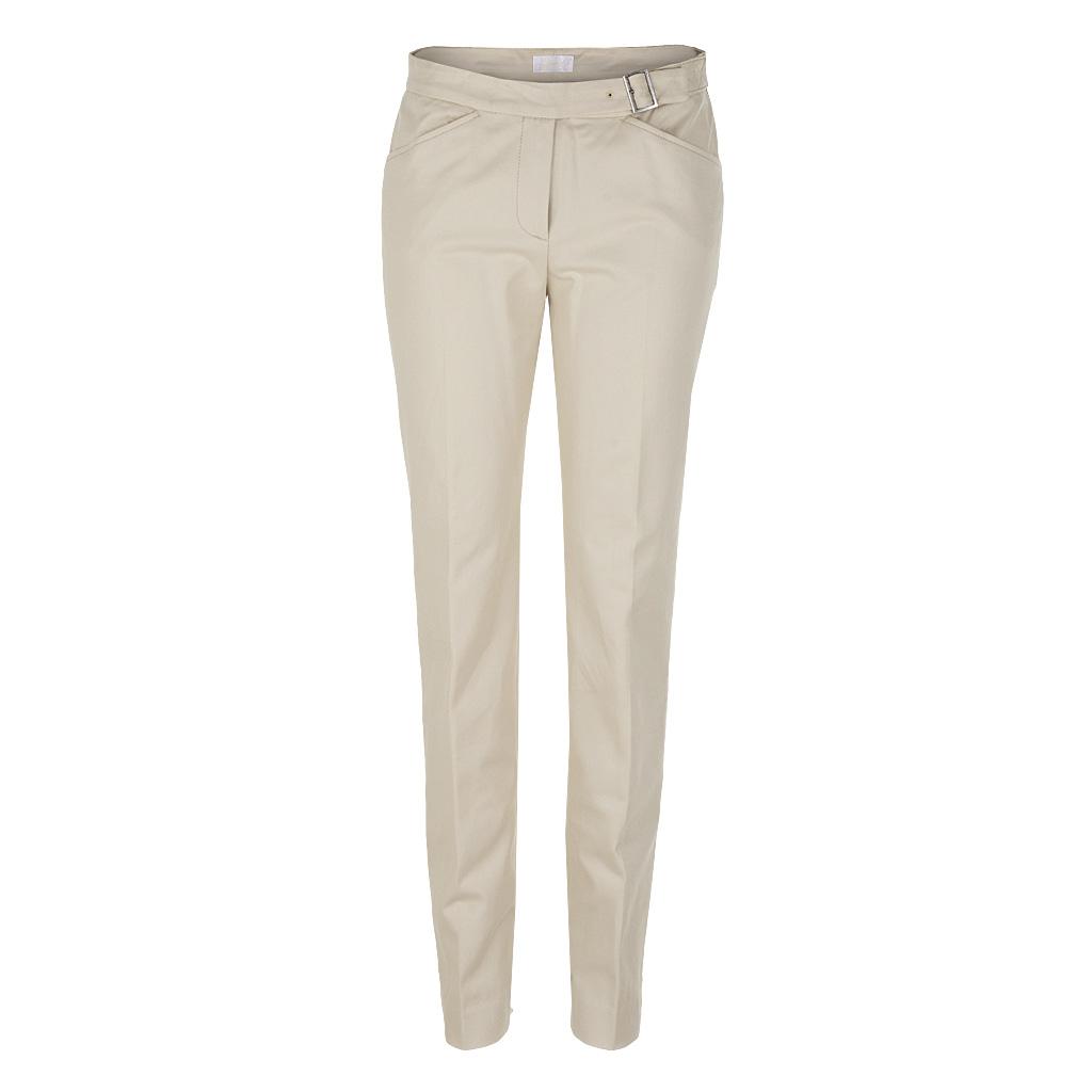 Hosen für Frauen - Pamela Henson Hose JUNE beige  - Onlineshop Luxury Loft