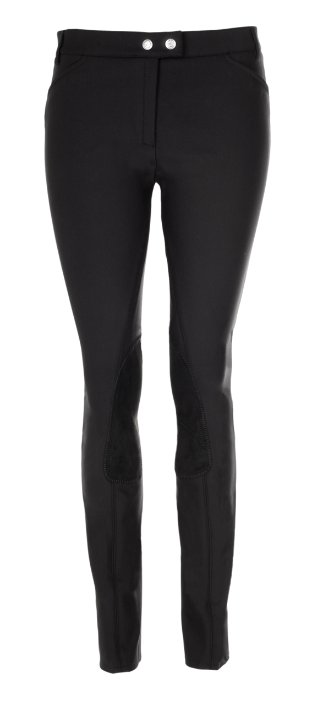 Hosen für Frauen - Pamela Henson Hose TURF schwarz  - Onlineshop Luxury Loft
