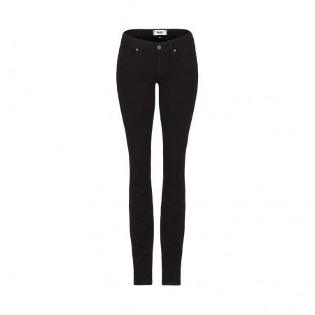 Paige Jeans SKYLINE STRAIGHT schwarz