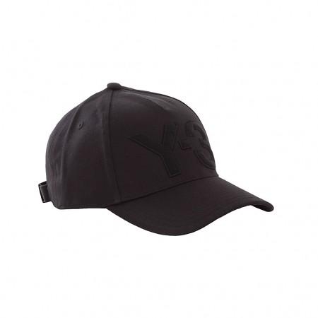 Y-3 Baseball Signature Cap schwarz
