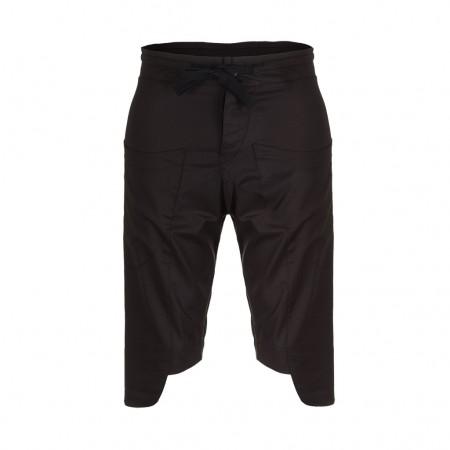 UMASAN Herren Shorts Avantgarde schwarz