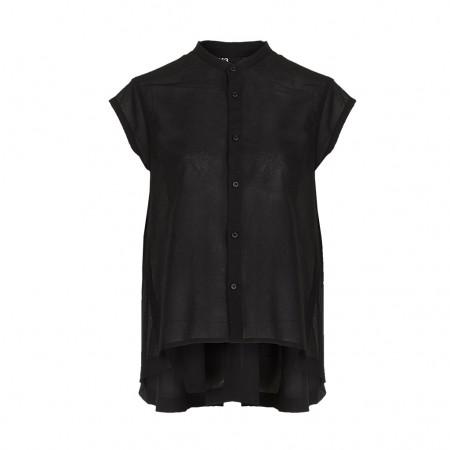 Y-3 Damen Bluse TOP schwarz