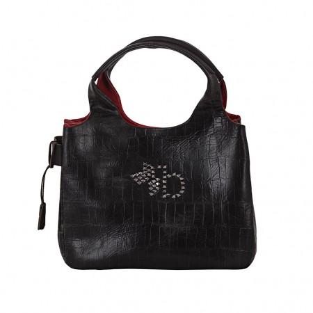 Borgward Ledertasche DAILY BAG schwarz