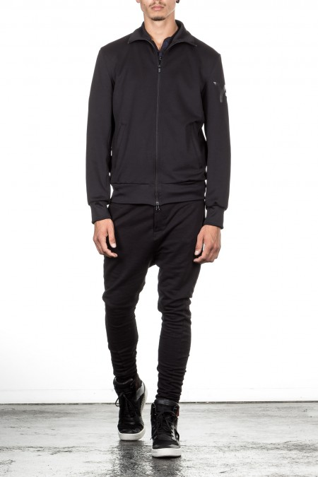 Y-3 Sweat Shirt Jacke black