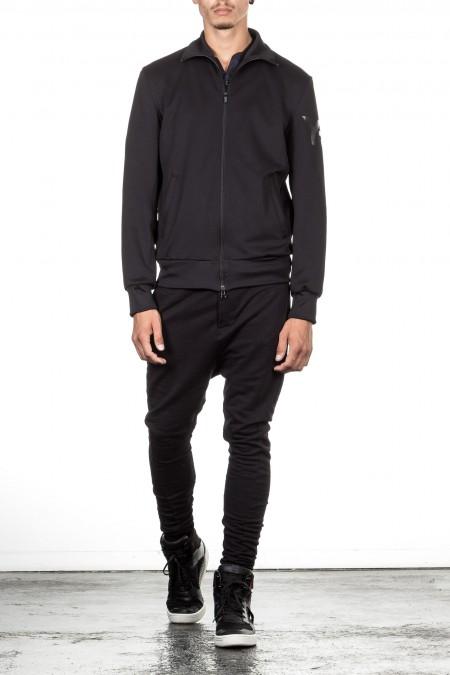 Y-3 Sweat Shirt Jacke black
