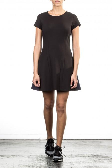 Y-3 Jersey Kleid LUX schwarz