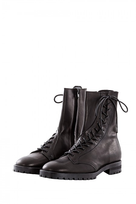Yohji Yamamoto Herren Boots Avantgarde black