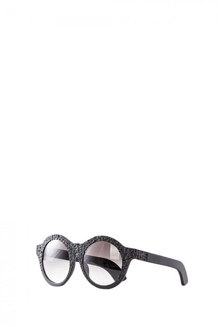 Kuboraum Sonnenbrille MASK A3 schwarz