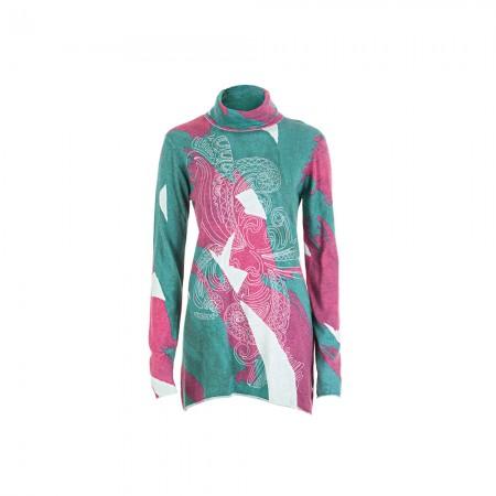 Custo Barcelona Damen Pullover multicolour Gr. M