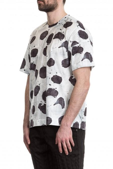 ISSEY MIYAKE Herren T-Shirt weiss