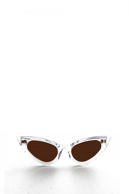 Kuboraum Sonnenbrille MASK Y3 transparent