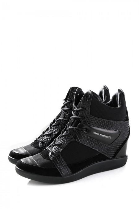 Y-3 Sneaker SUKITA II Schlange schwarz