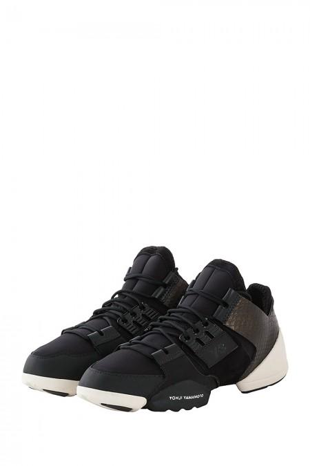 Y-3 Sneaker KANJA Schlange schwarz