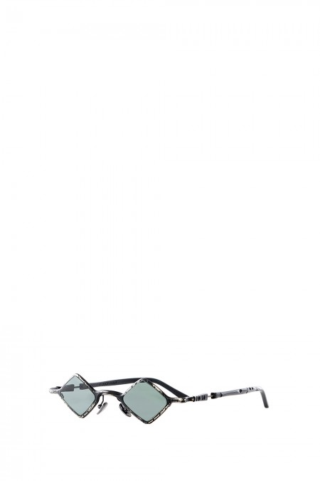 Kuboraum Sonnenbrille MASK Z12 schwarz silber