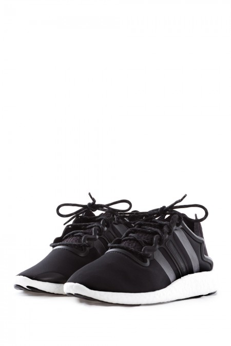 Y-3 Sneakers YOHJI RUN schwarz weiß