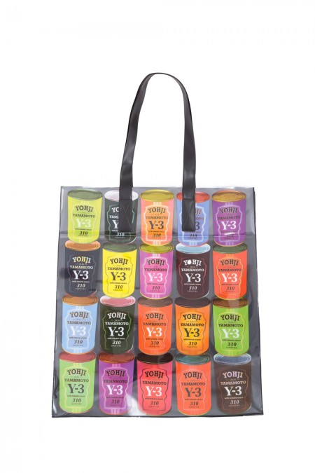 Y-3 Day Shopper CANS TOTE multicolour