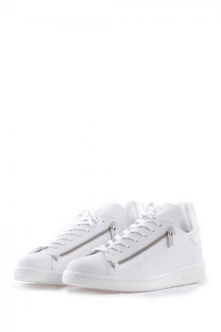 Y-3 Damen Sneakers STAN ZIP weiß