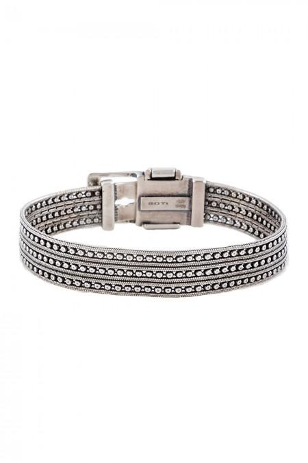 GOTI Silber Armband BR1027 silber